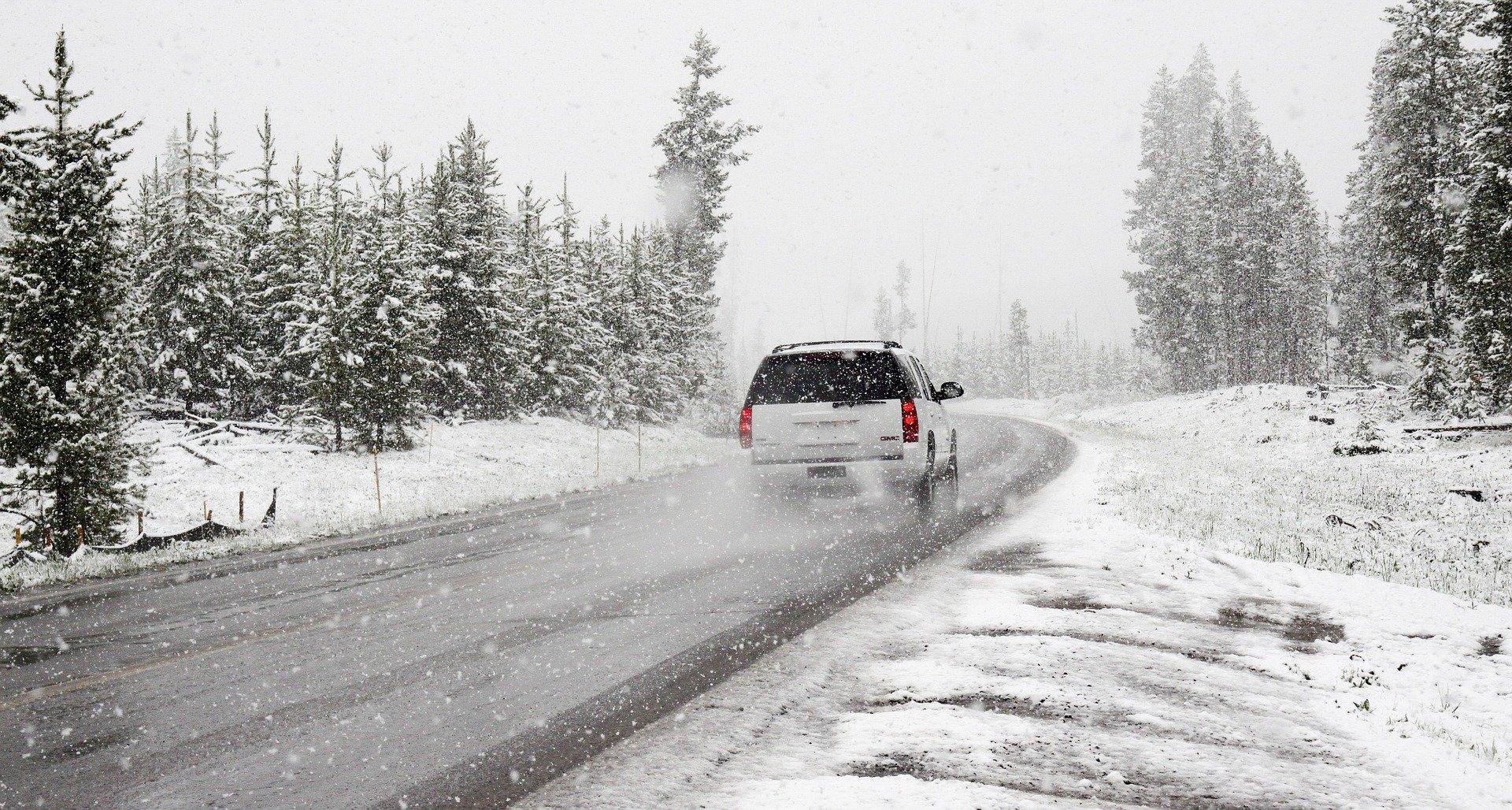 gör bilen redo för vinter